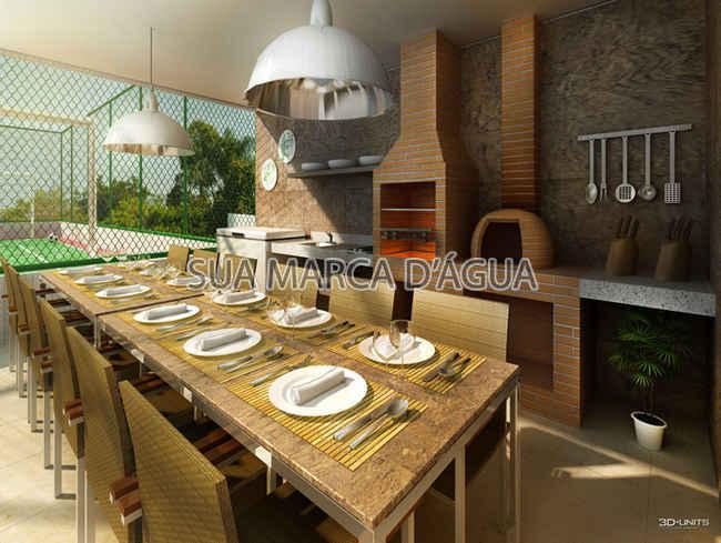 Apartamento para venda e aluguel Rua Guaíra,Vila Sarapuí, Duque de Caxias - 000233 - 2