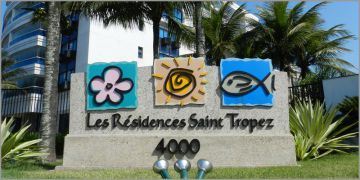 Visão Geral - LÉS RESIDENCES SAINT TROPEZ - ADM41 - 1