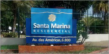 Visão Geral - SANTA MARINA RESIDENCIAL - ADM68 - 1